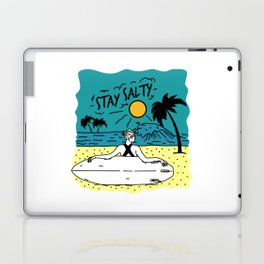 Stay Salty Laptop & iPad Skin