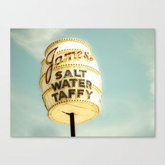 Taffy Canvas Print