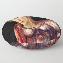 "Sandro Botticelli ""Primavera"" detail Floor Pillow"