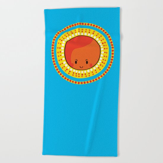 Sun Beach Towel