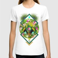 kris tate T-shirts featuring ▲ TROPICANA ▲ by KRIS TATE x BOHEMIAN BLAST by ▲ BOHEMIAN BLAST ▲
