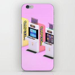 Capcom Candy Cab iPhone Skin