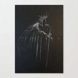 Night Emperor Canvas Print