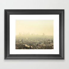 La La Land Framed Art Print