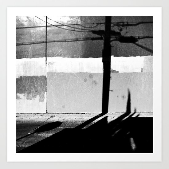 Mezzo Intermezzo Art Print