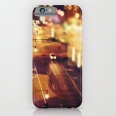 Blurred Lights iPhone 6s Slim Case