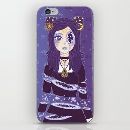 Celestial Witch iPhone Skin