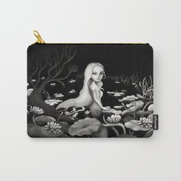 Woman in the water Carry-All Pouch