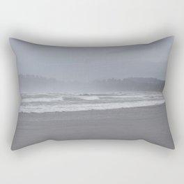 Nye Beach Fog  Rectangular Pillow