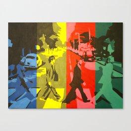 Abbey Road Canvas Print