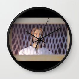 Bless Me Father For I Have Sinned Wall Clock