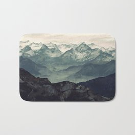 Mountain Fog Bath Mat