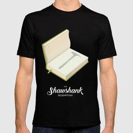 The Shawshank Redemption - Alternative Movie Poster T-shirt