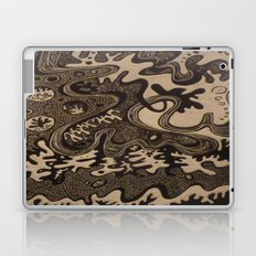The Great Divide Part II Laptop & iPad Skin
