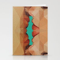 kiss Stationery Cards featuring Kiss by Nahal