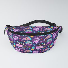 Team No One Fanny Pack