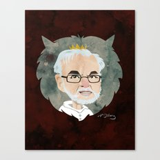 Maurice Sendak Tribute Canvas Print