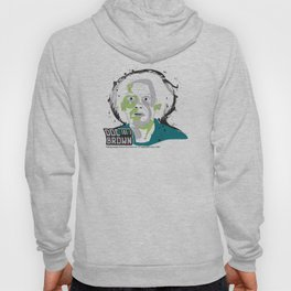 Doc Brown_INK - Back to the Future Hoody