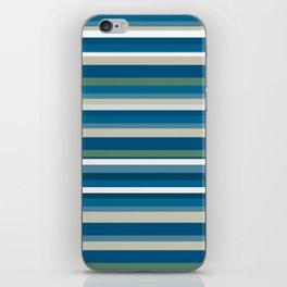 Summer Breeze Stripes iPhone Skin