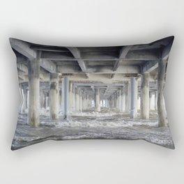 Under the Pleasure Pier Rectangular Pillow