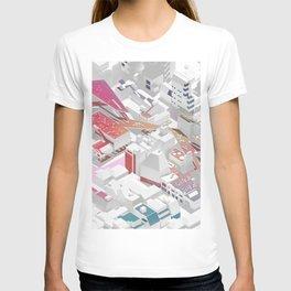 Kagurazaka, Tokyo T-shirt