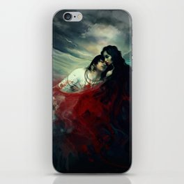 The Mussel Eater iPhone Skin