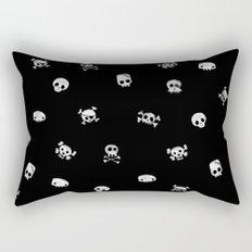 Cute Skull Rectangular Pillow