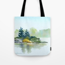 Little Pine Point Tote Bag