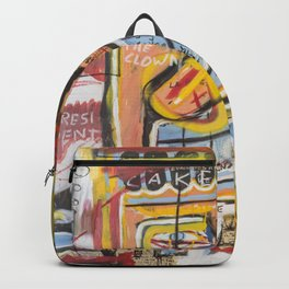 Donald Trampa Backpack