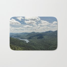 Lower Ausable Lake from Colvin Bath Mat