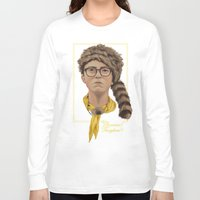 moonrise kingdom Long Sleeve T-shirts featuring Moonrise Kingdom by Soren Barton