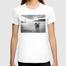 Canadian German Shepherd T-shirt