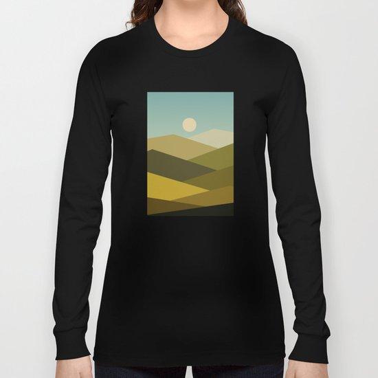Landscape NC 02 Long Sleeve T-shirt