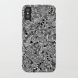 The Mash iPhone Case