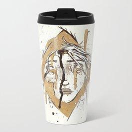 Girl Encased Travel Mug