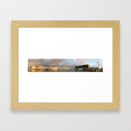 Cabo Panorama I Framed Art Print