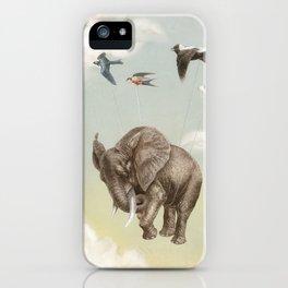 DREAMS BECOME TRUE iPhone Case