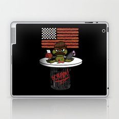 Oscar the Swanson Laptop & iPad Skin