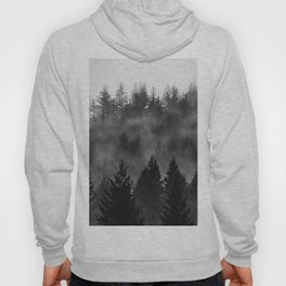 Charcoal Forest Fog - 26/365 Hoody