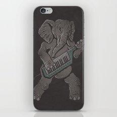 Trunk Rock iPhone & iPod Skin