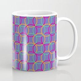Colorful rings Coffee Mug
