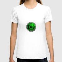 green lantern T-shirts featuring Green Lantern by Thorin