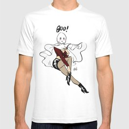 Willow Ghost Pin up T-shirt