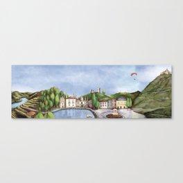 Viseu landscape Canvas Print