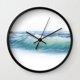 Victoria Beach Wall Clock