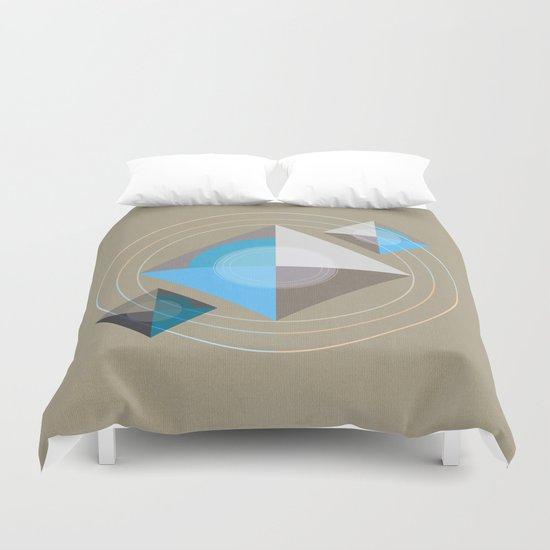 Minimalism / Geometric 4 Duvet Cover
