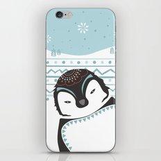 Messer Pinguino iPhone & iPod Skin