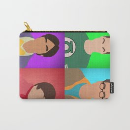 The Big Bang Theory Carry-All Pouch