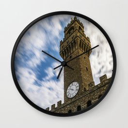 Palazzo Vecchio Wall Clock