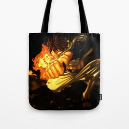 Fairy Tail Natsu Dragneel Tote Bag